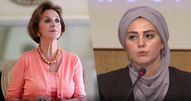 2. Abdülhamid'in gelininden Nilhan Osmanoğlu'na 'Atatürk' cevabı