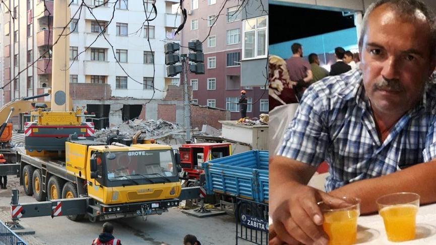 Kartal'daki kriz merkezinde bir kişi hayatını kaybetti