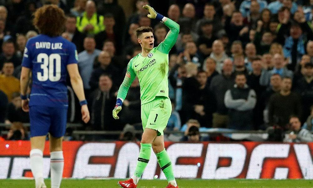 Manchester City – Chelsea maçında Kepa krizi!