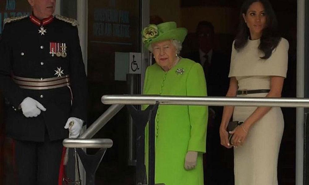 'Eğer halk ayaklanırsa Kraliçe nasıl kaçırılacak'