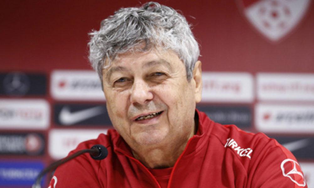 A Milli Takımı'nın eski teknik direktörü Lucescu, iş başı yapıyor