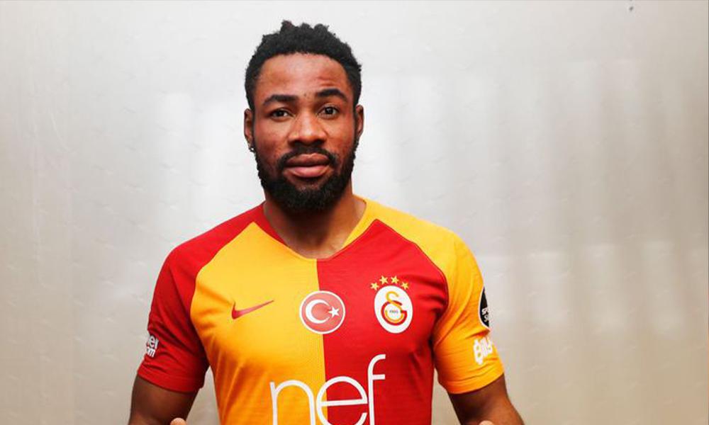 Galatasaray'ın son saniye bombası Luyindama!