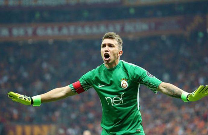 Galatasaray'a müjdeli haber! İşte Muslera'nın döneceği maç