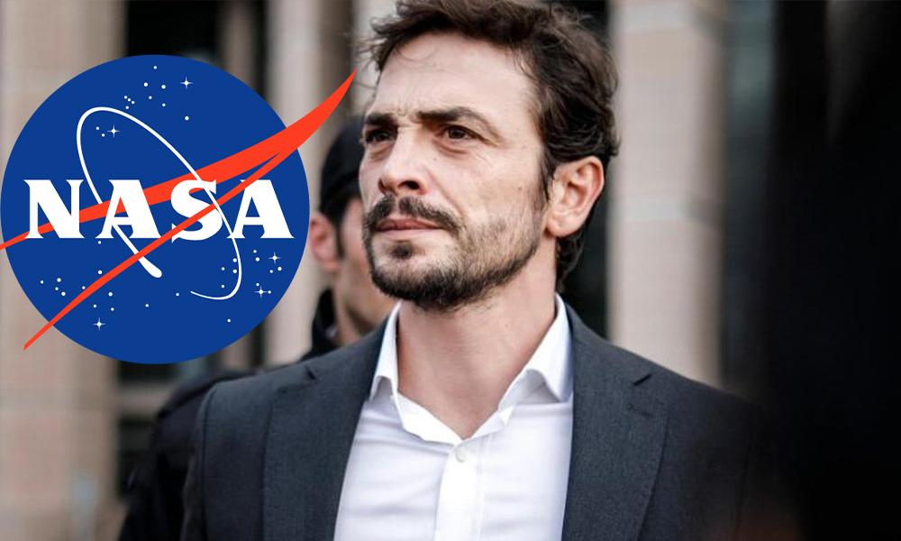NASA'nın teklifine Ahmet Kural'dan cevap