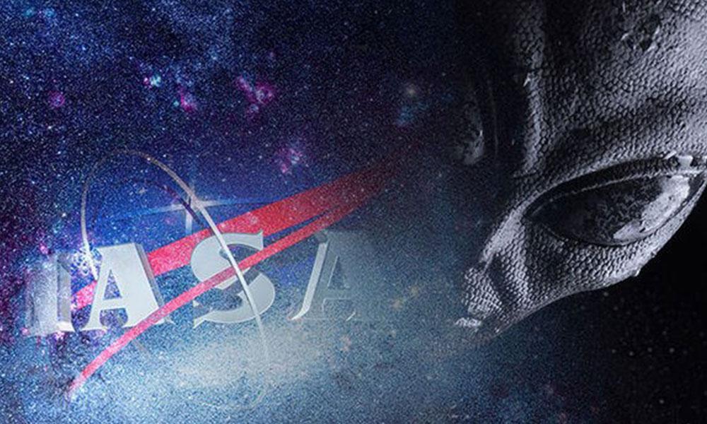 NASA yöneticisinden 'uzaylı' itirafı!