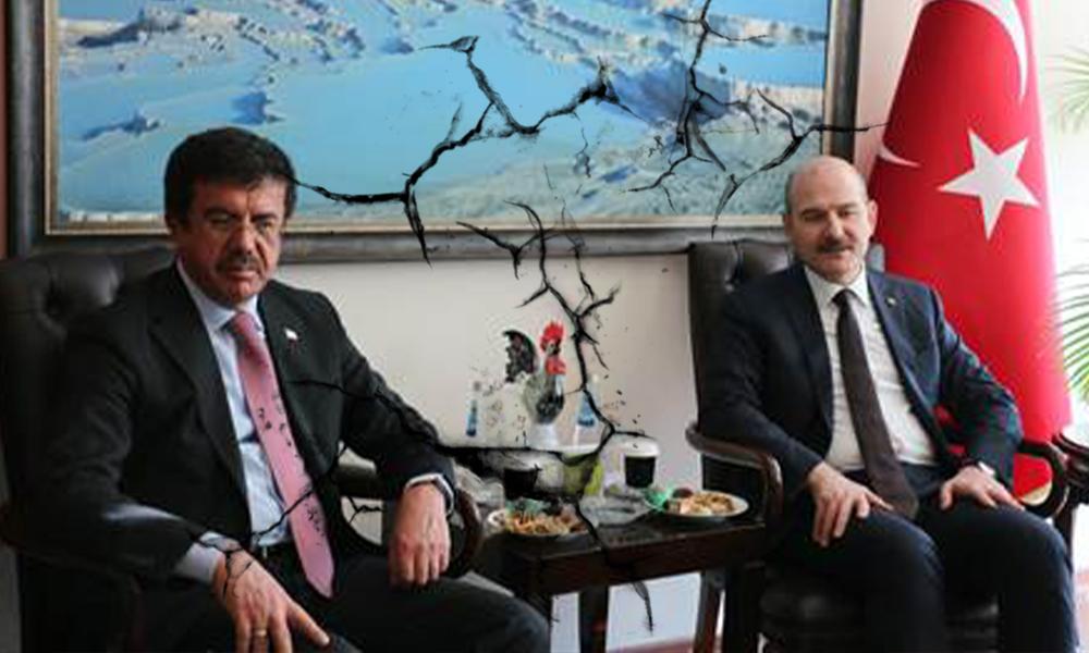 Nihat Zeybekçi ve Süleyman Soylu arasında HDP çatlağı