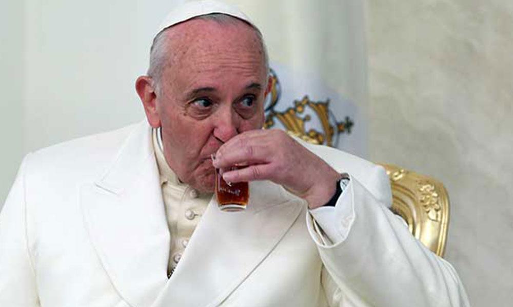Papa'dan flaş 'Irak' hamlesi: Tarihte bir ilk!