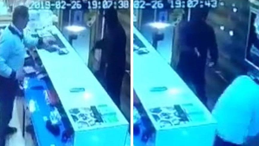 Mersin'deki kanlı kuyumcu soygununu yapan kişinin kimliği şoke etti