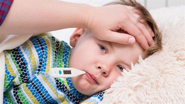 'Çocukları soğuk değil, virüsler hasta ediyor'