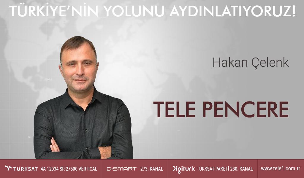 Çelenk: Kutuplaşma Erdoğan'ın lehine oluyor – Tele Pencere (11 Mart 2019)