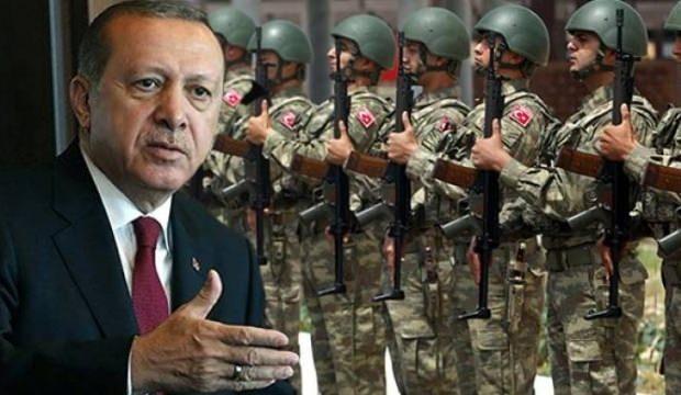Erdoğan, yeni askerlik düzenini açıkladı: 2,6,9,12 demiştim ama 6,9,12 oldu