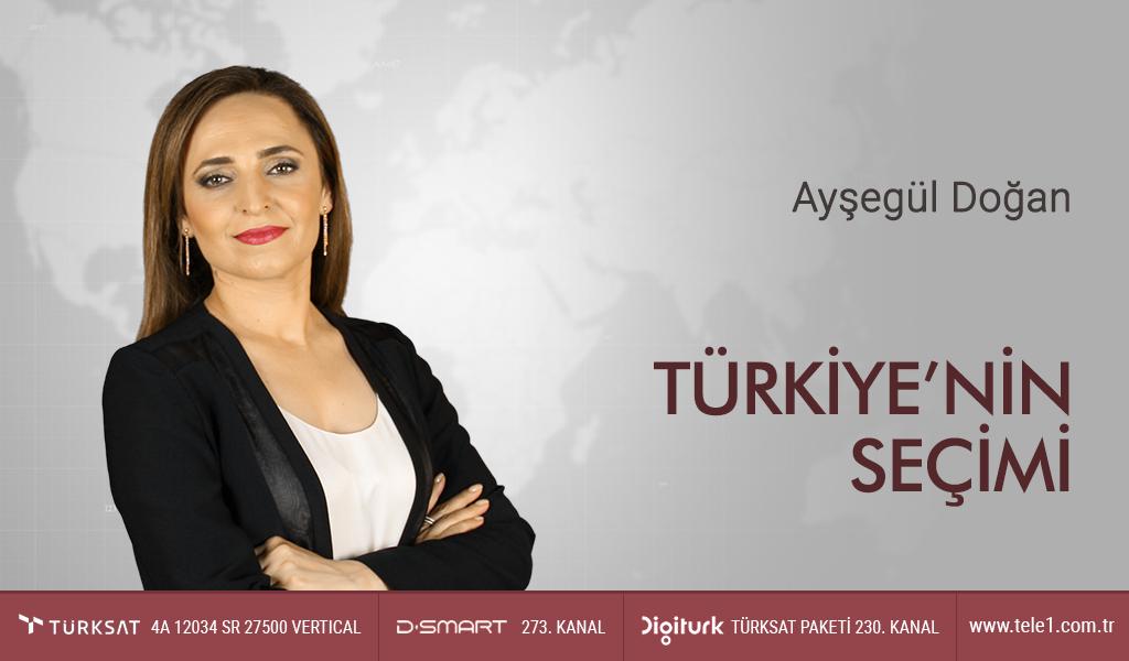 Canan Kaftancıoğlu, Sezai Temelli, Hilmi Hacaloğlu, Ayşegül Doğan – Türkiye'nin Seçimi