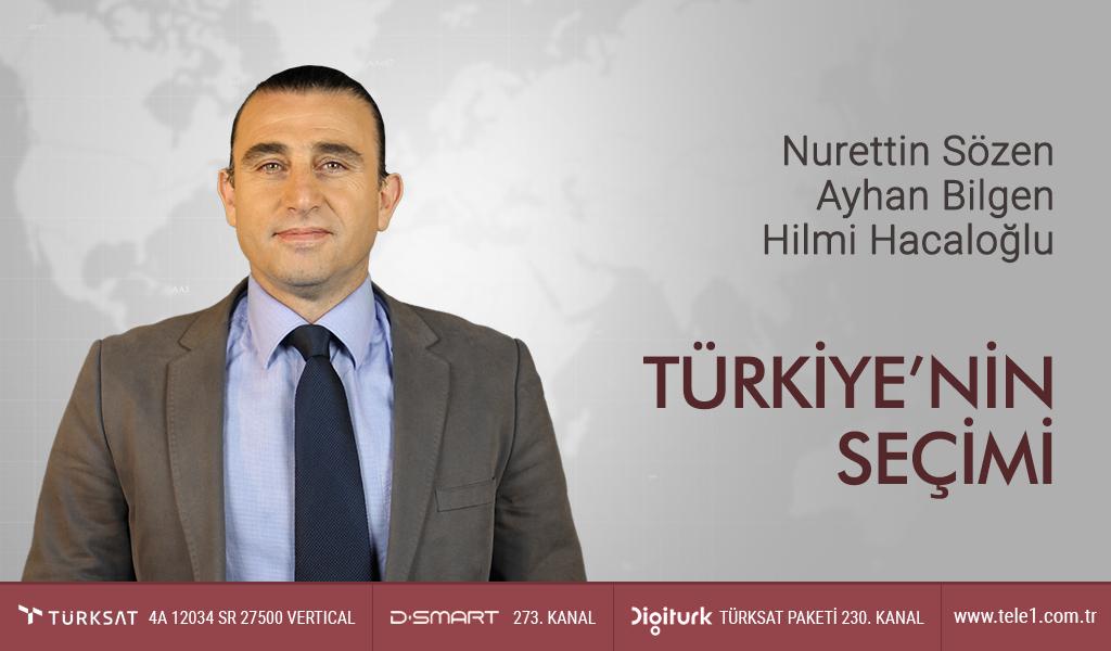 Nurettin Sözen ve Ayhan Bilgen – Türkiye'nin Seçimi