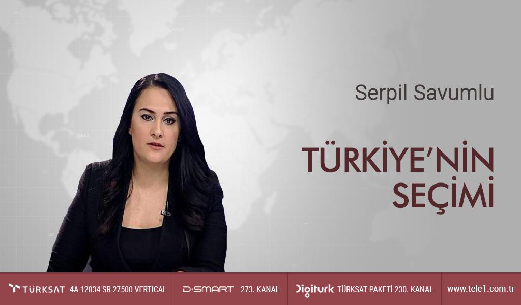 Ali Çerkezoğlu, Serpil Savumlu | Türkiye'nin Seçimi (27 Şubat 2019)