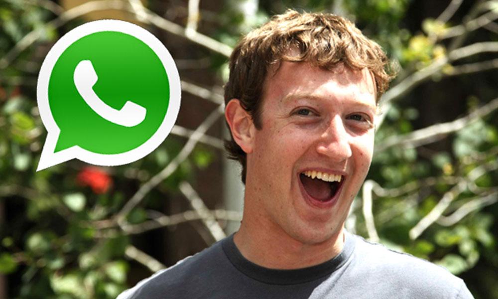 Zuckerberg'den WhatsApp itirafı: Beş yıl sonra açıkladı