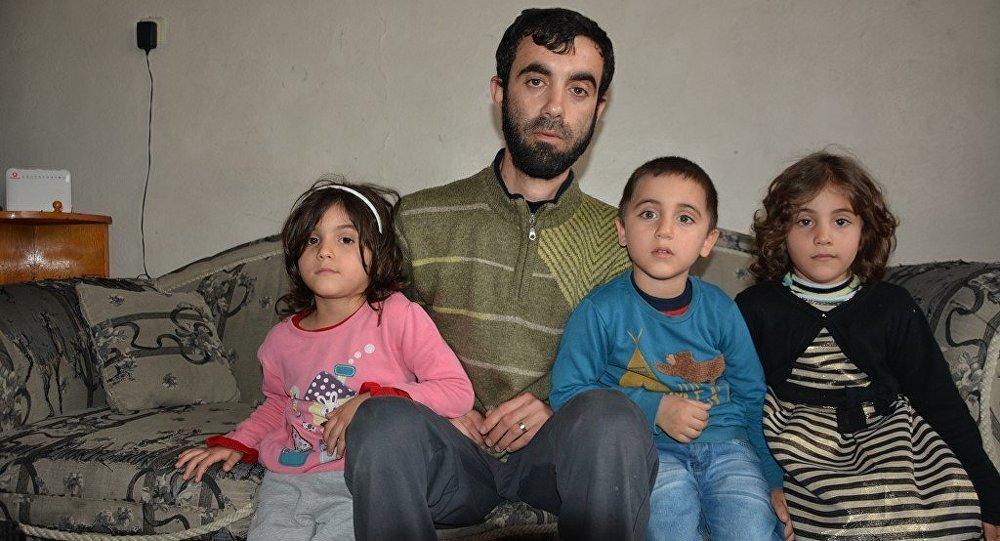 üçüz çocuğuna Recep Tayyip Erdoğan