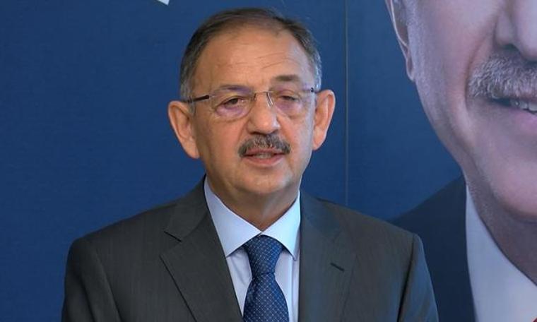 AKP'li Mehmet Özhaseki: Onların oyları bize haram
