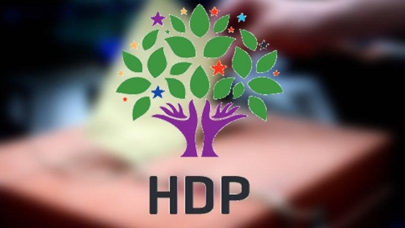 HDP'den İstanbul kararı! 11 ilçede seçimden çekildiler