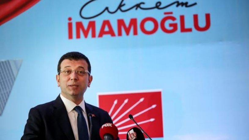 DYP'den, Ekrem İmamoğlu'nu destekleme kararı