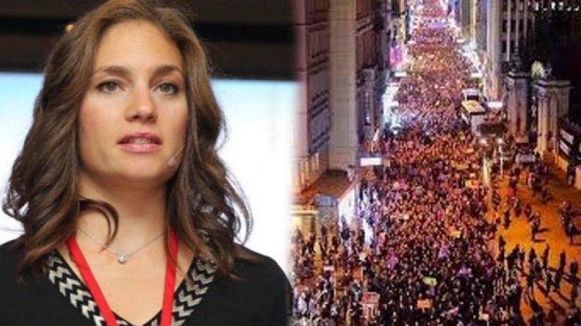 Nevşin Mengü'den Taksim Camii sorusu