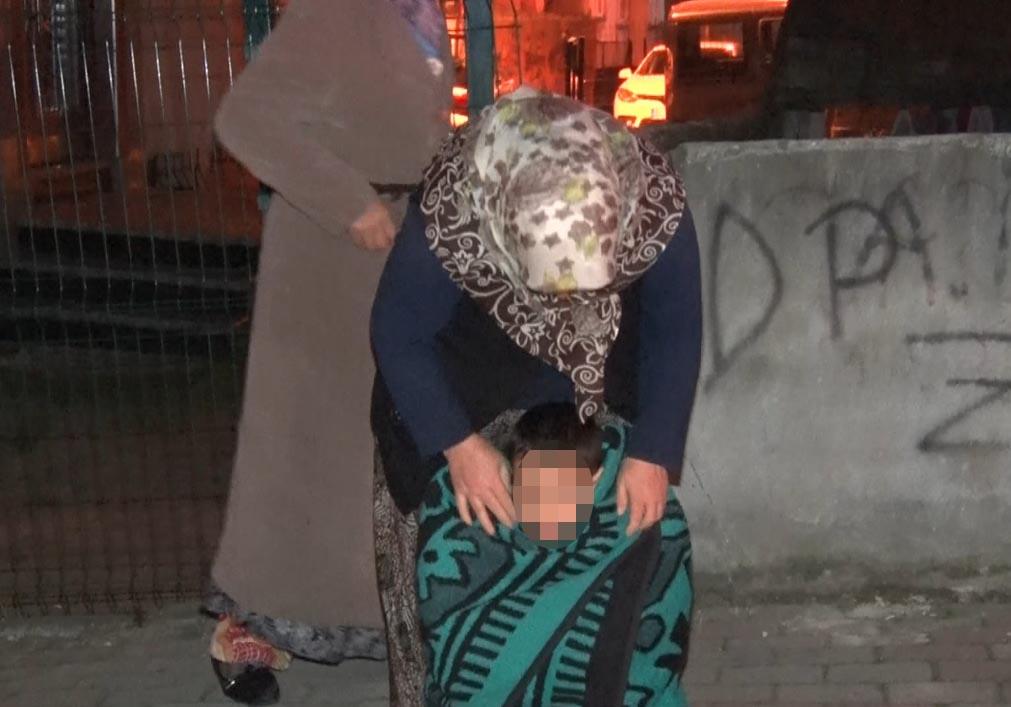 Elektrik panosu yandı: İtfaiye 16 kişiyi tahliye etti