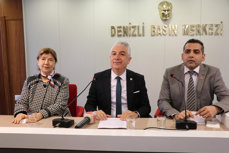 CHP'li Sancar: 330 bin vatandaşımıza hakaret edilmiştir