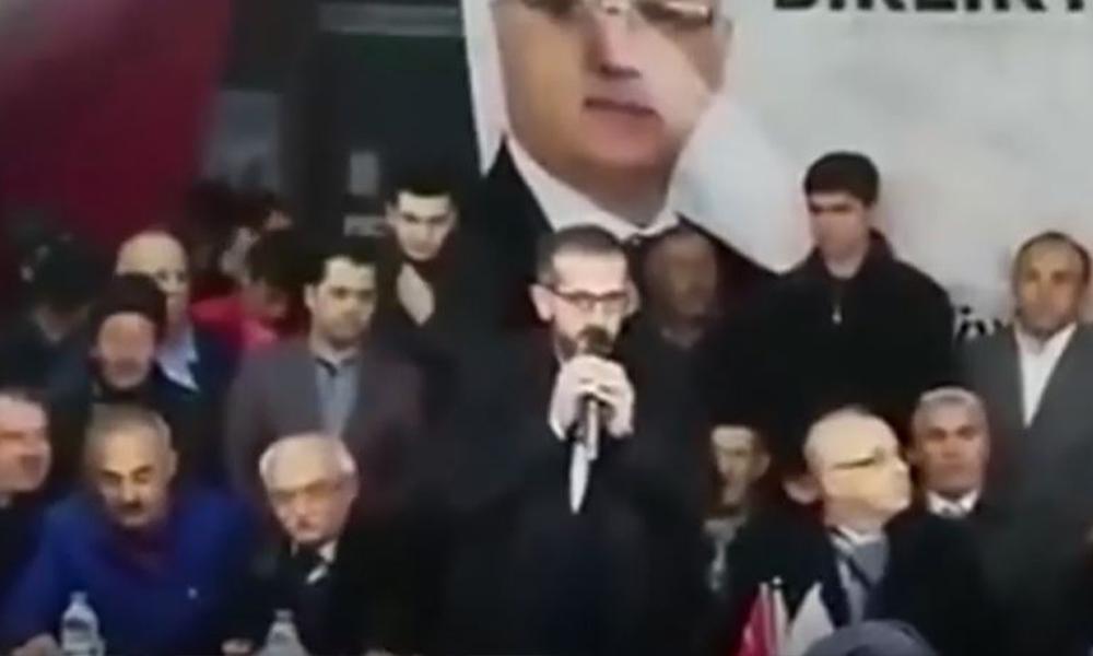 AKP'li Başkandan skandal sözler! Laiklik… Alevilik… Atatürkçülük…