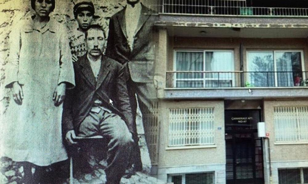 Büyükada'daki Çanakkale apartmanının öyküsü