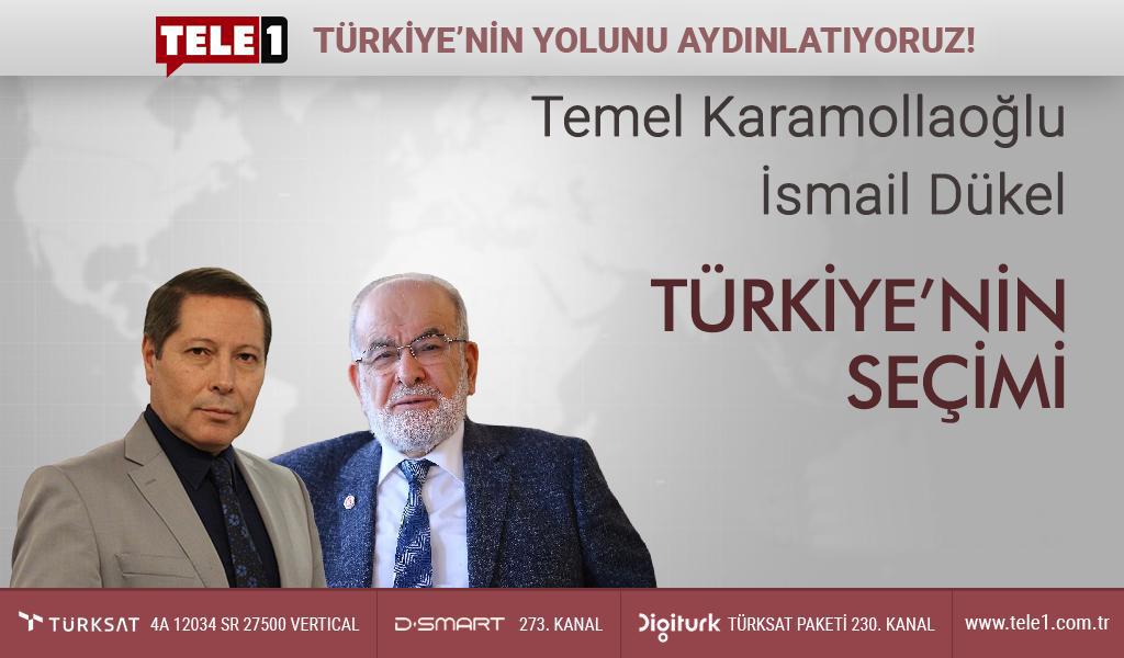 Karamollaoğlu: İktidar savaşa gider gibi seçime gidiyor! – Türkiye'nin Seçimi (24 Mart 2019)
