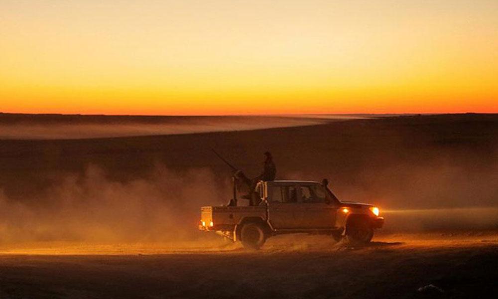 IŞİD'e karşı 'son operasyon' başladı