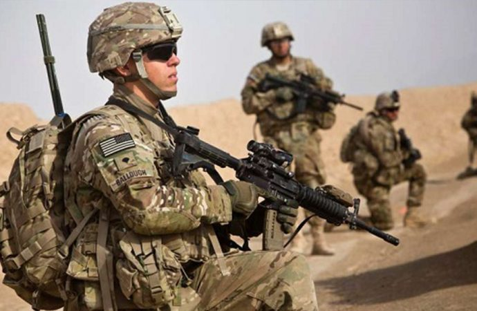 ABD, Irak ve Afganistan'da asker sayısını azaltıyor