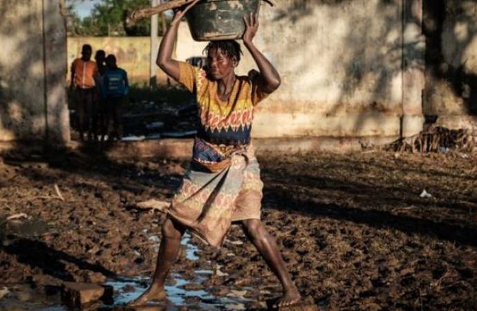 Afrika'nın güneydoğusundaki kasırgada ölenlerin sayısı 700'ü aştı