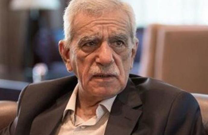 Ahmet Türk'ten 23 Haziran açıklaması: 'Seyirci kalmayacağız'