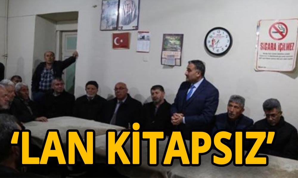 AKP'li başkandan soru soran yurttaşa küstah cevap