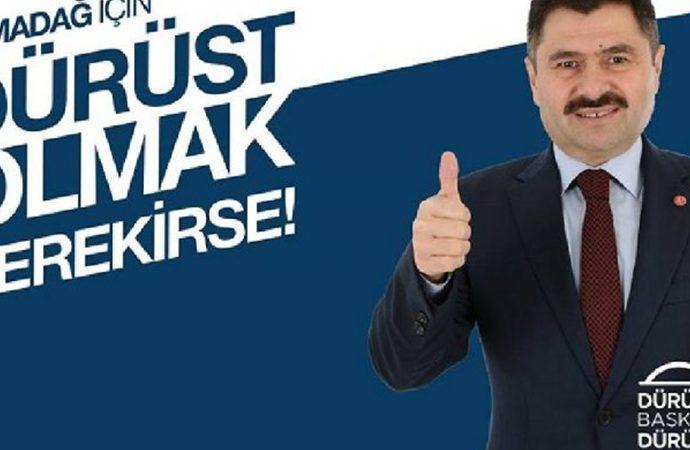 AKP'den 'genel müdürlük' teklifi aldı, Saadet Partisi adaylığından çekildi!