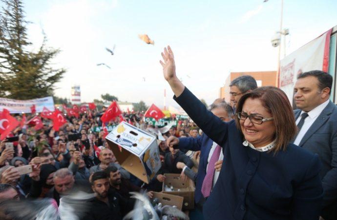 Fatma Şahin, Gaziantep'te 'başkanlık' sistemine geçiyor