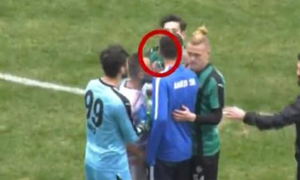 PDFK'dan Amedspor'lu futbolcuya 'ömür boyu men' cezası
