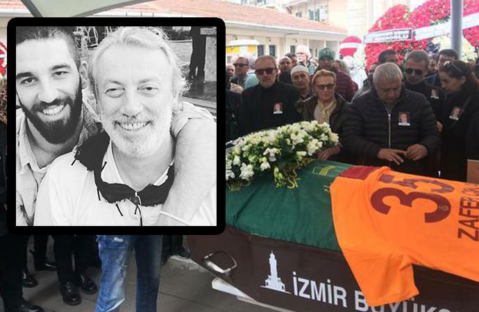 Arda Turan, Zafer Çika'nın cenazesine neden katılmadığını açıkladı
