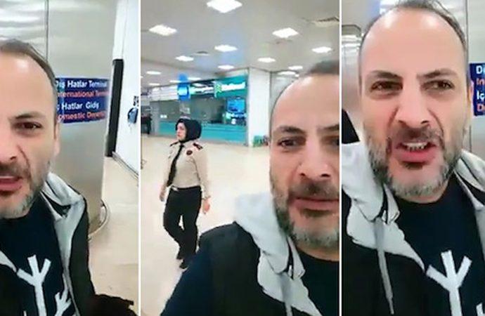 Başörtülü kadınlara hakaretten gözaltına alınan Bülent Kökoğlu'nun 'zikirmatik' detayı