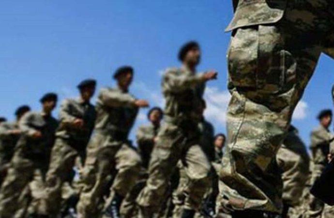 Askerlik yasası Meclis'te: CHP'den Cumhurbaşkanı yasasına şerh