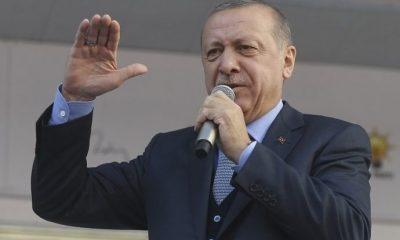 AKP'li Cumhurbaşkanı Erdoğan
