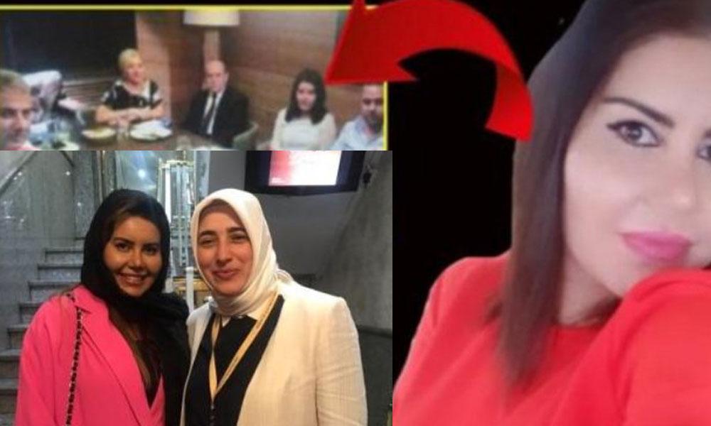 Burhan Kuzu'nun yanındaki kadının kimliği belli oldu!