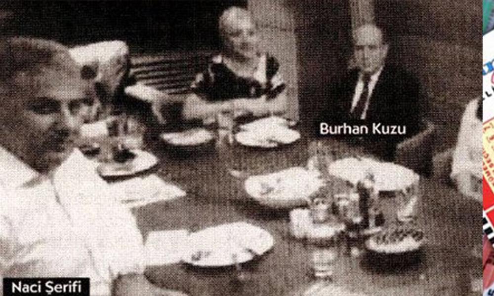 Burhan Kuzu'dan 'kirli ilişkiye' yüzsüz açıklama