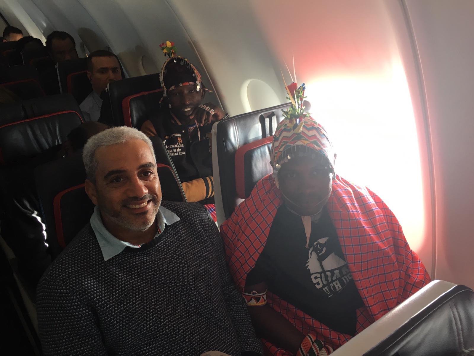 THY uçağındaki 302 kişi 10 bin metrede onları merak etti…