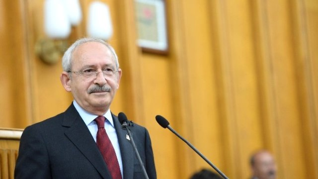 Kemal Kılıçdaroğlu'na fezleke Meclis'te
