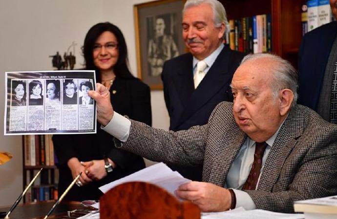 Eski TBMM Başkanı Cindoruk: İnönü asker kaçağı derdik, halk inanırdı