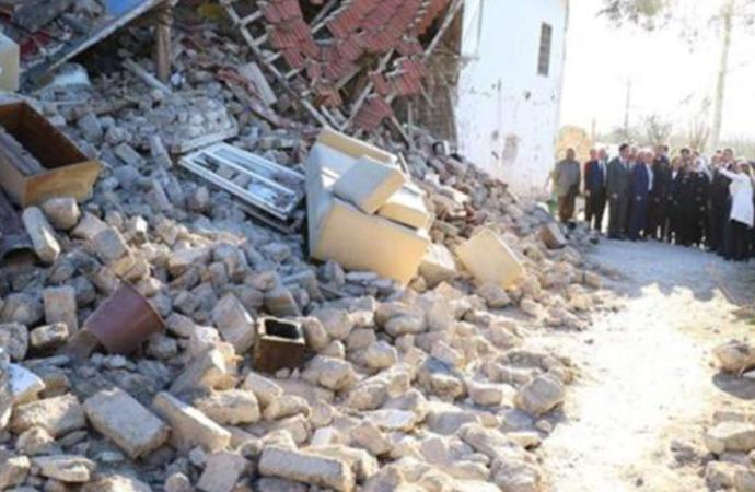 Denizli'de depremin ardından eğitime 2 gün ara verildi