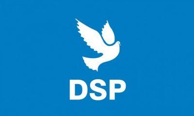 DSP istifa
