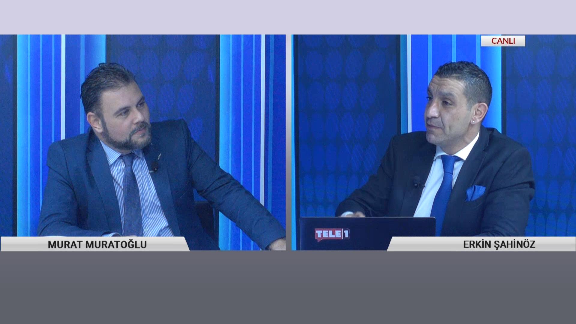 Piyasalarda ne olacak? Murat Muratoğlu ve Erkin Şahinöz yanıtladı!
