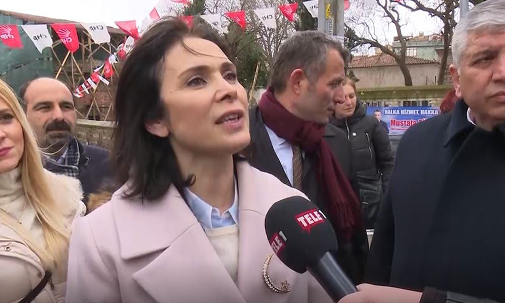 CHP'nin Eyüp adayı Emel Bilenoğlu: Kadın belediyeciliğini göstereceğiz